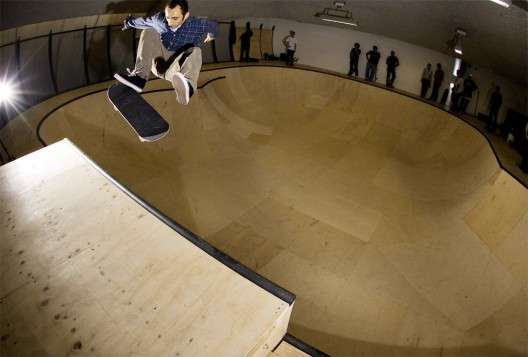 Offices for Skaters