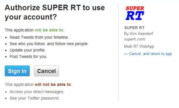 Kim Asendorf 'SUPER RT'