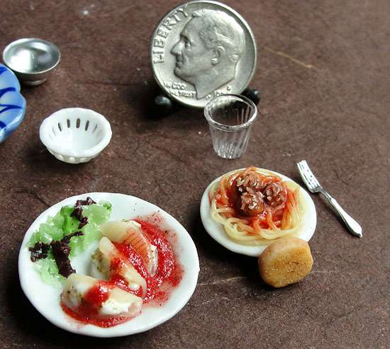 Mouthwatering Miniatures