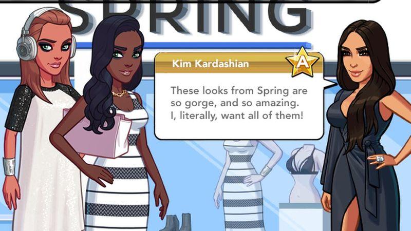 Shoppable Socialite Gaming Apps