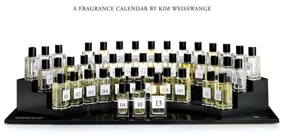 Aromatic Perfume Calendars