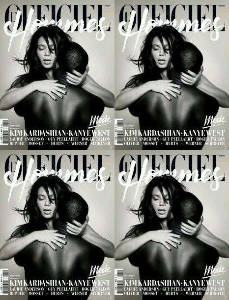 Seductive Celebrity Couple Covers