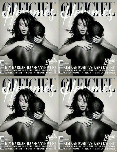 Seductive Celebrity Couple Covers