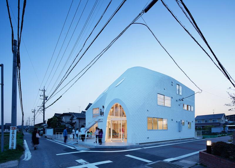 Quirky Kindergarten Buildings