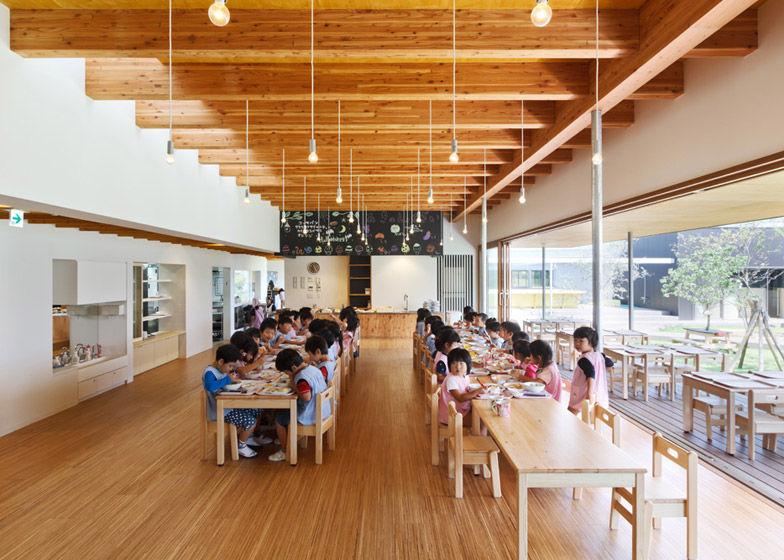 Courtyard Kindergarten Schools
