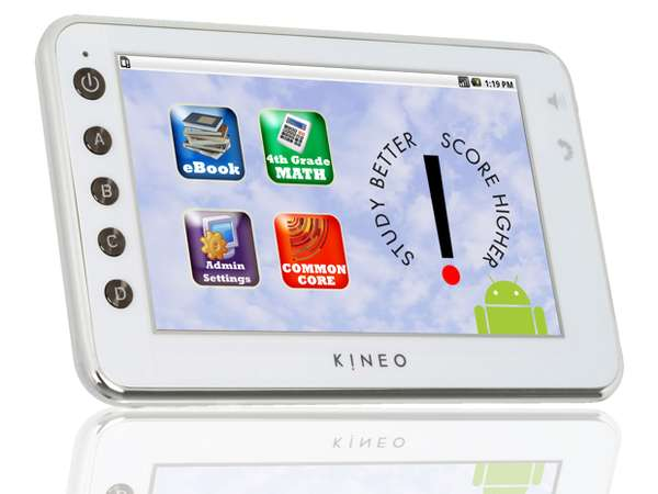 Kineo android tablet