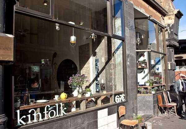 Profit-Sharing Cafes