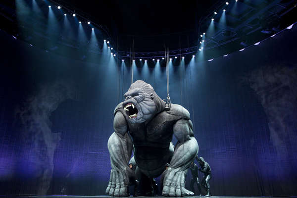 Monstrous King Kong Musicals