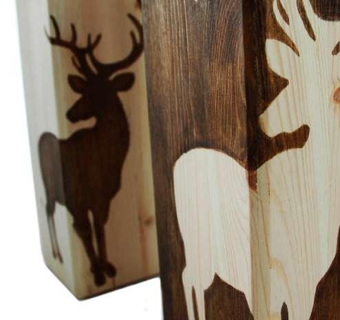 Wild Wood Branding