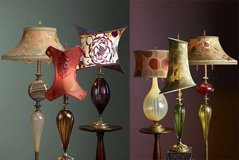 Eclectically Artistic Lighting