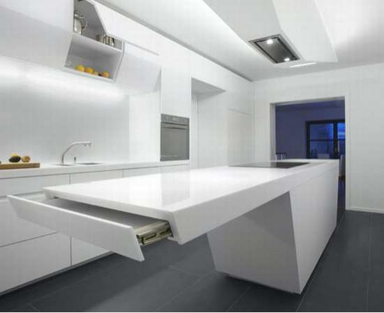 Aircraft-Inspired Kitchens