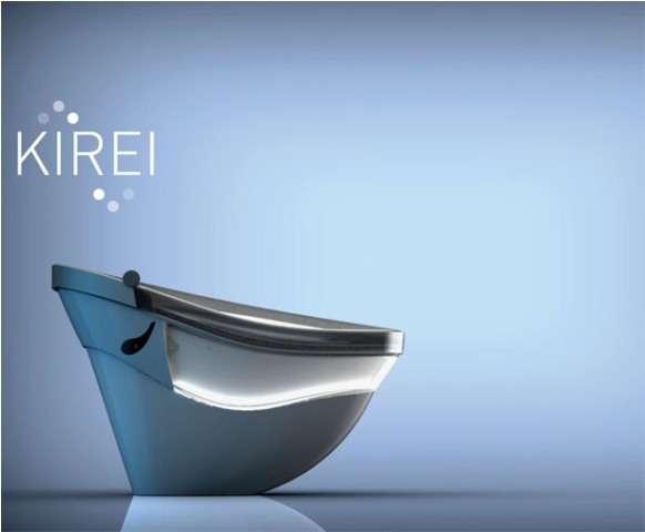 Disinfecting Design Toilets