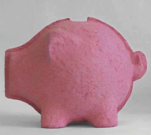 Paper Piggy Banks