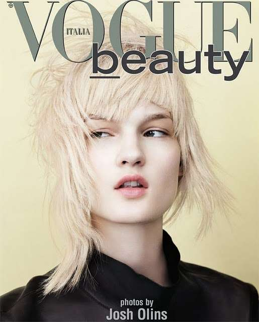 Kirsi Pyrhonen Vogue Italia 2011 Beauty