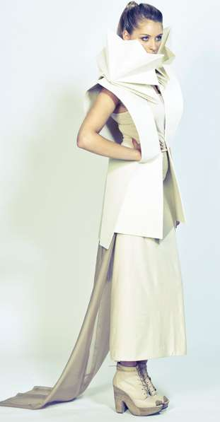 Geometric Gaga Garments