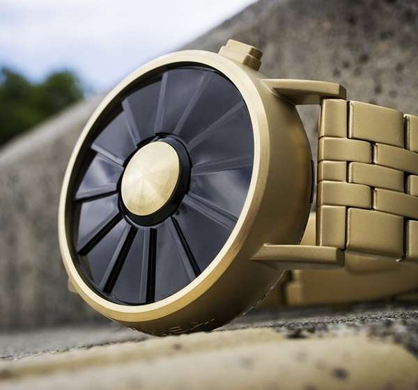 Futuristic Propeller Watches