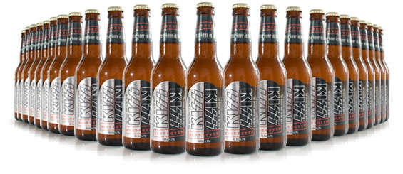 Boozy Rock Band Beverages