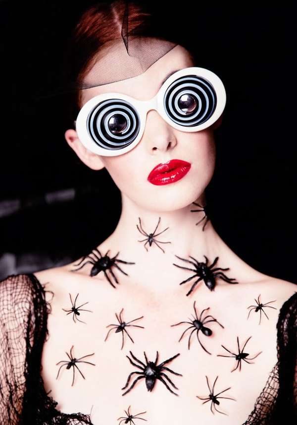 Quirky Arachnid Fashion