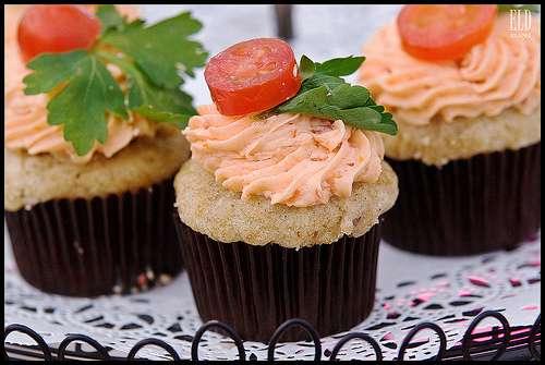 BLT Inspired Cakes