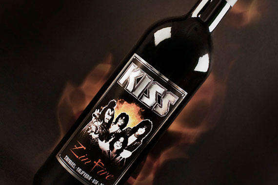 Kiss Zin Fire Wine
