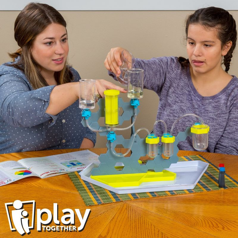 Educational Chemistry Experiment Kits