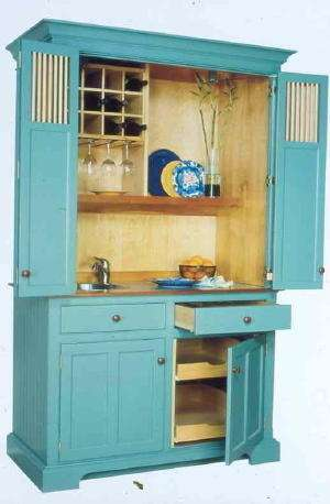 Secret Compartment Cabinets