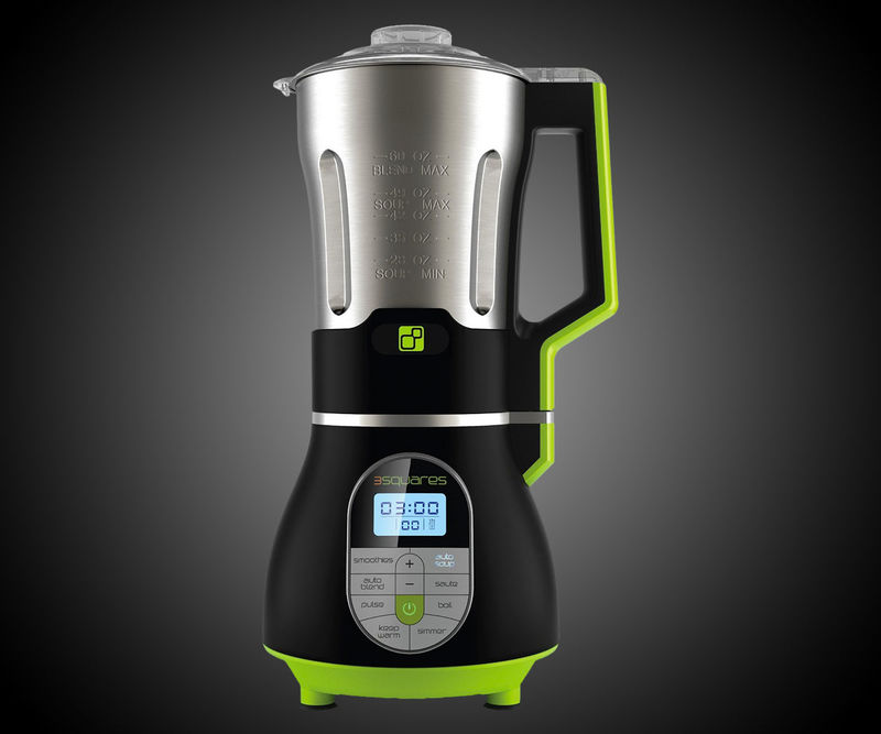 Heated Kitchen Blenders