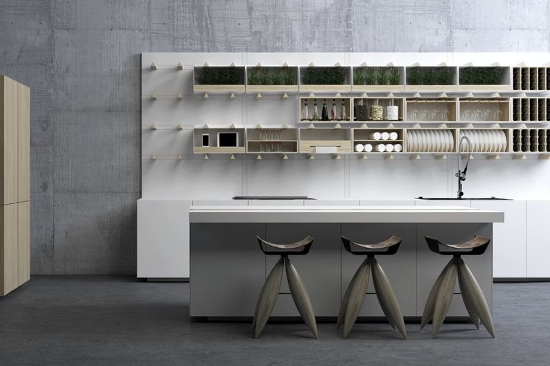 Modular Storage Kitchens