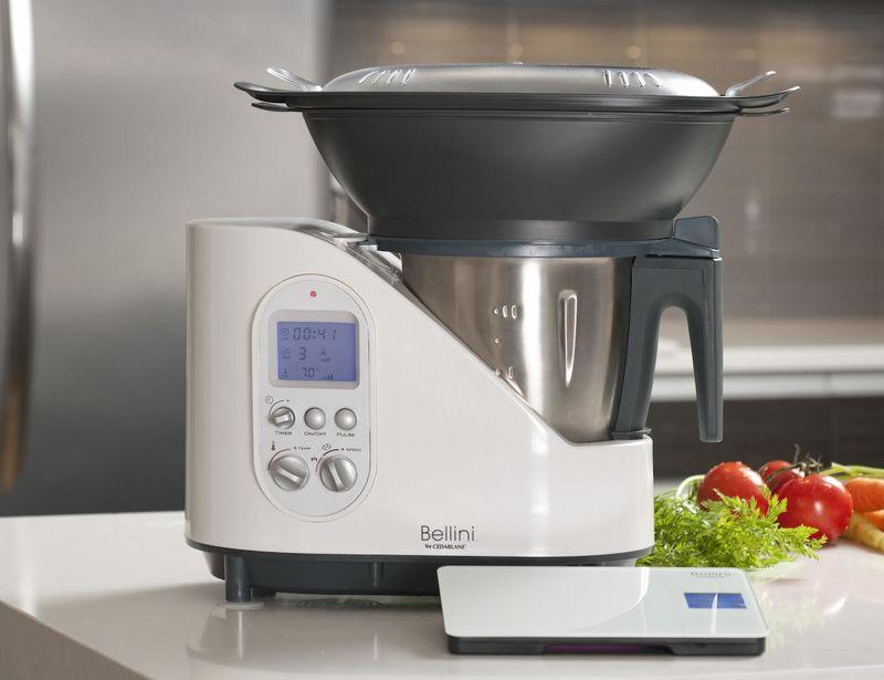 Precision Kitchen Prep Appliances