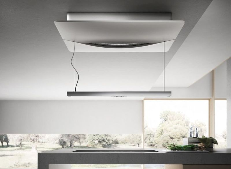 Air-Enhancing Kitchen Range Hoods