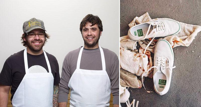 Kitchen-Appropriate Footwear