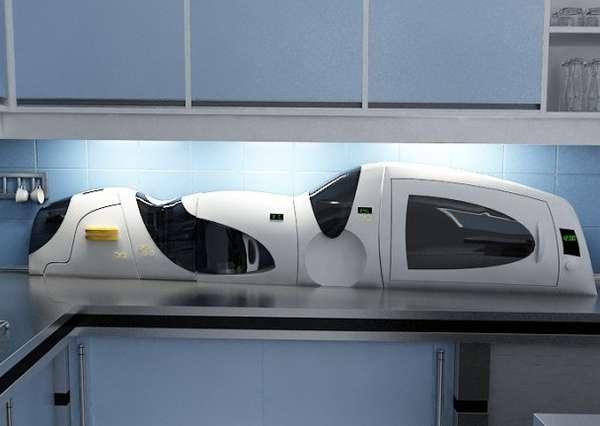 Locomotive-Like Appliances
