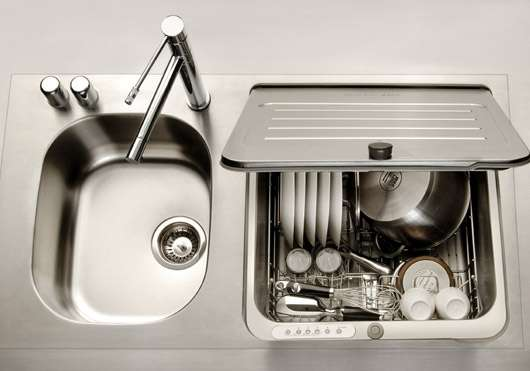 Incognito Dishwashers : KitchenAid Briva Dishwasher