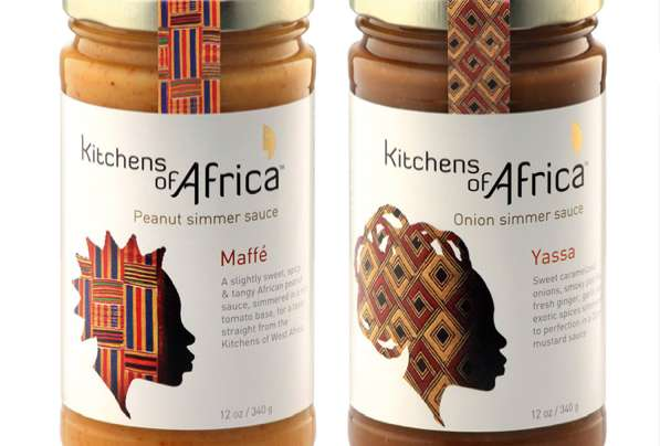 Kitchens of Africa Packaging