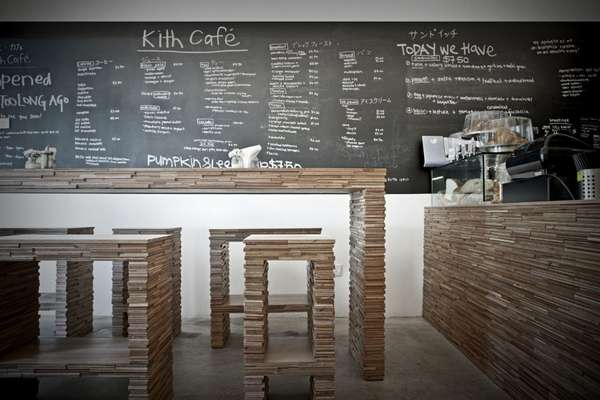 Plywood Furnished Eateries