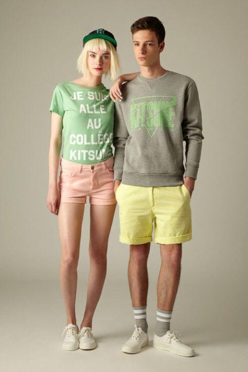Parisian Streetwear Catalogs