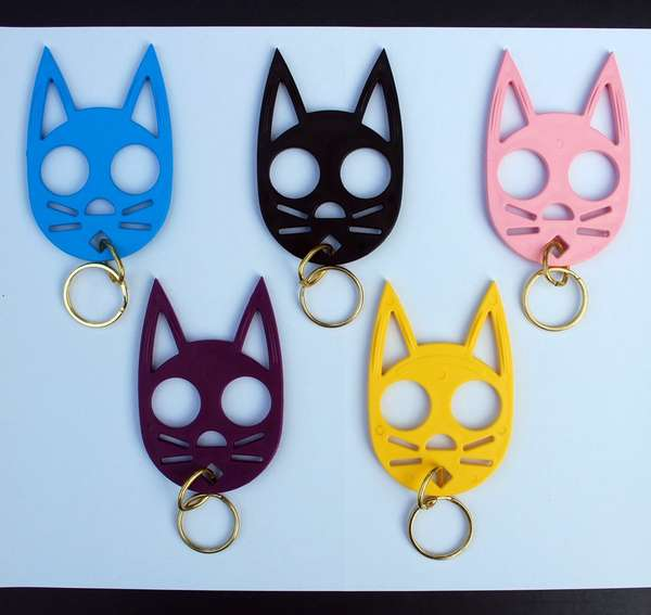 Adorable Attacking Keychains