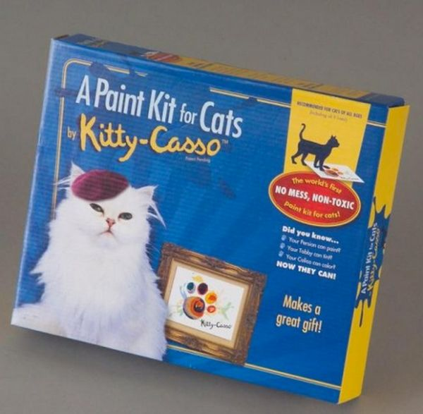 Feline-Specific Paint Sets