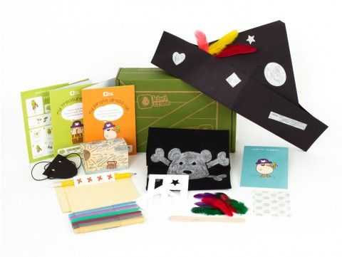 Child-Friendly Activity Subscriptions