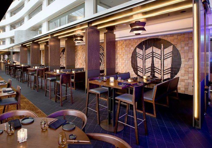 Ornate Japanese Restaurants