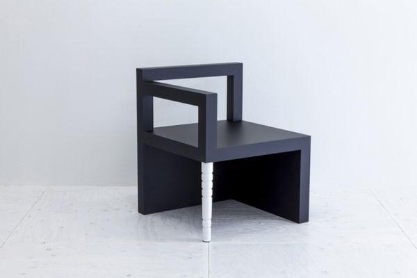Modern Monochromatic Seating