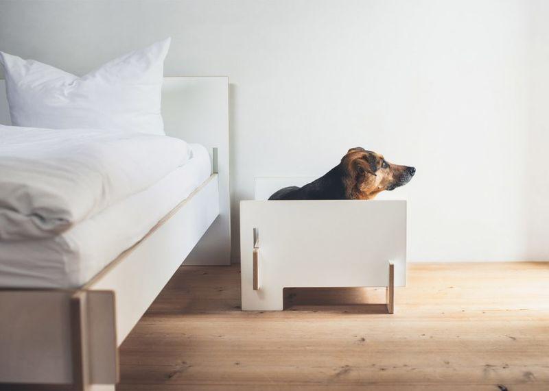 Flat Pack Dog Beds Klaffer