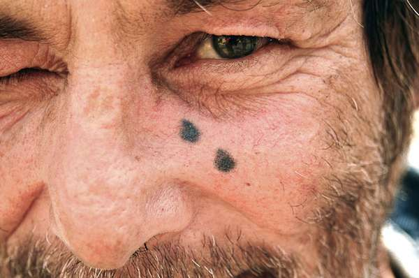 Prison Tattoo Photography