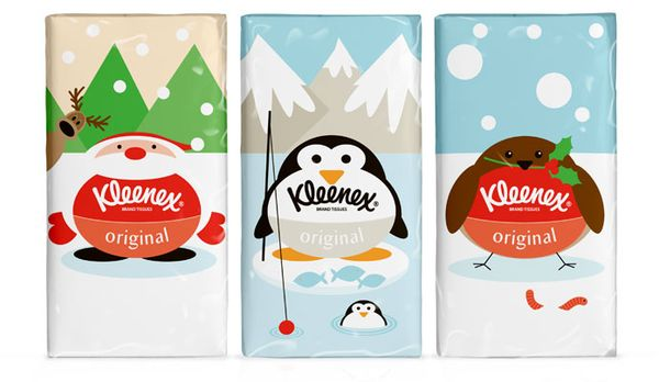 Pudgy Cartoon Pouches