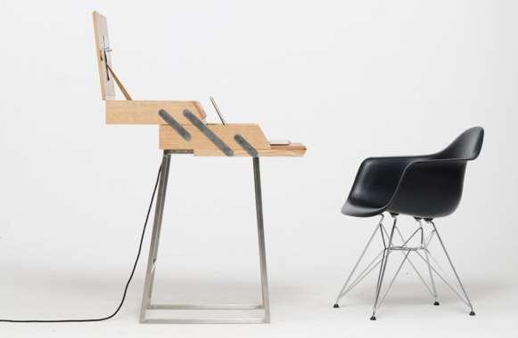 Sewing Box Secretary Desks