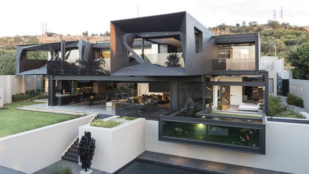 Angular Abstract Homes
