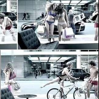 Fun Underwear Commercials