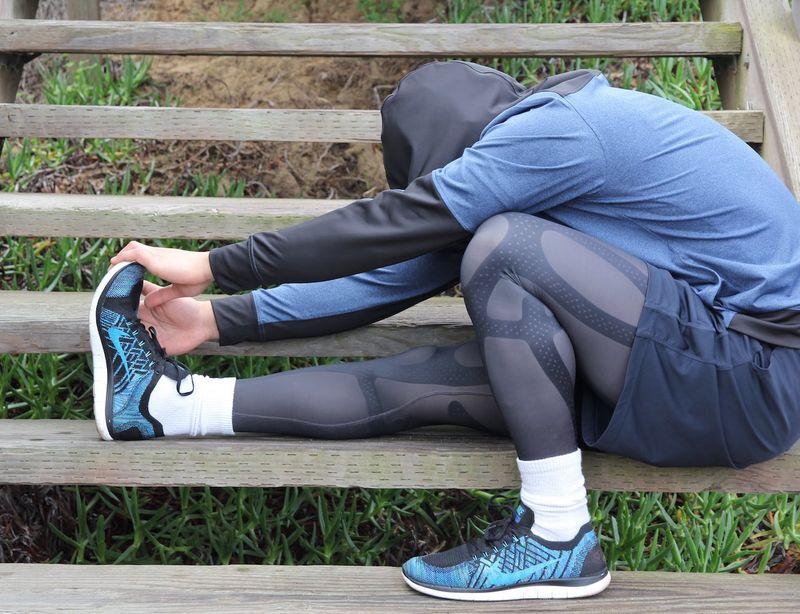 Stabilizing Leg Sleeves