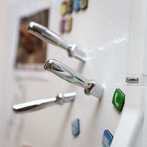 knife fridge magnet
