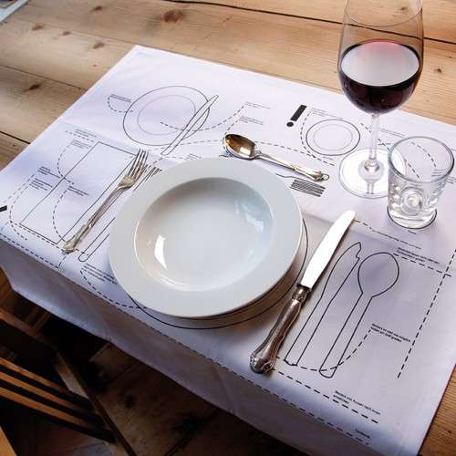 Cheat Sheet Placemats